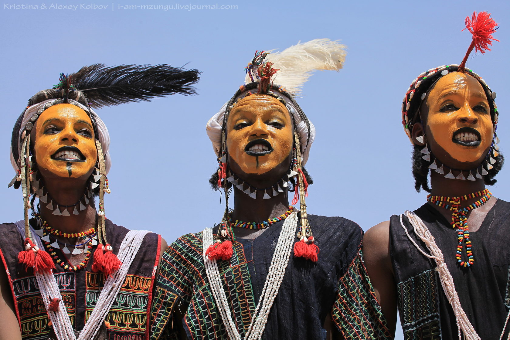 Curee Salee and Wodaabe Gerewol Festival