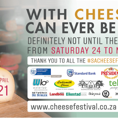 South African Cheese Festival